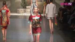 Dolce und Gabbana FS 2013: zauberhaft opulente Prints und Streifen thumbnail