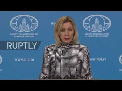Russia: US strike against SAA base is 'act of aggression' against sovereign state – FM spokesperson