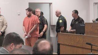 Preliminary hearing for Seth Hopkins
