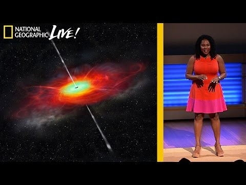 Black Holes, Blazars, and Women of Color in Science | Nat Geo Live