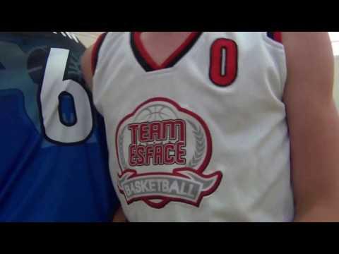Fairfield Ballers Basketball  4-29-2017 Ballers vs Redwood City Team Esface