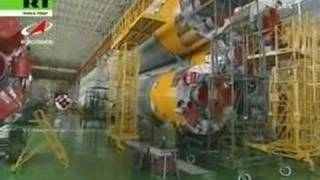 Soyuz TMA-12 pre-launch activities 1