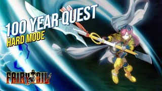 Fairy Tail (PS4) - 100 Year Quest (Hard Mode)