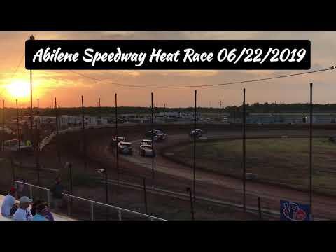06/22/2019 Austin's Heat Race @ Abilene Speedway
