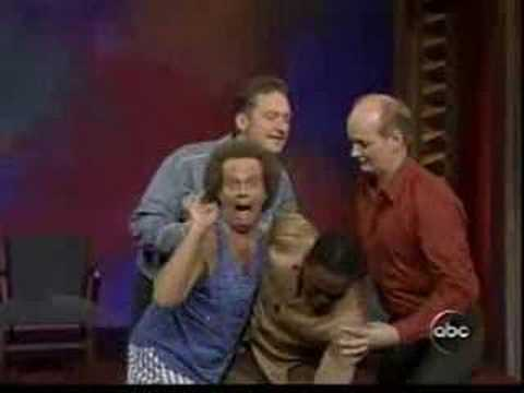Whoseline-It Must be Love