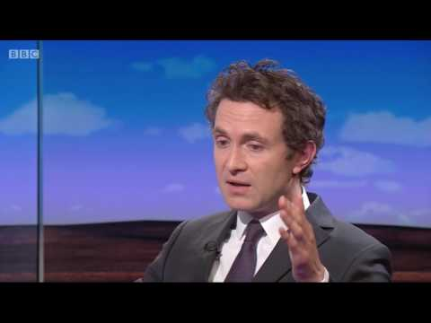 Douglas Murray on the Daily Politics after Manchester Attack
