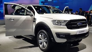 Ford Everest 3.2L Titanium + 4x4 AT ราคา 1,775,000 บาท