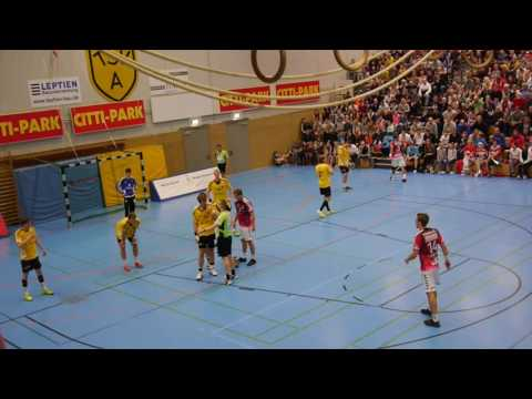 [3. Liga Nord 16/17]: TSV Altenholz - Handball Sportverein Hamburg Part 2/4