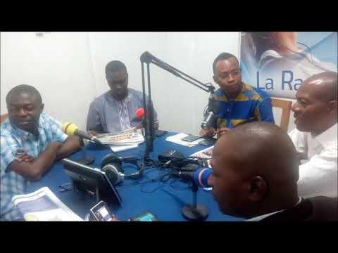 Emission Taxi Presse du 14 Fevrier 2018 Radio Taxi Fm Togo