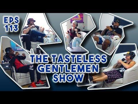 Ask A Ghost Hunter W/ Katie Burr - Episode 113 Of The Tasteless Gentlemen Show