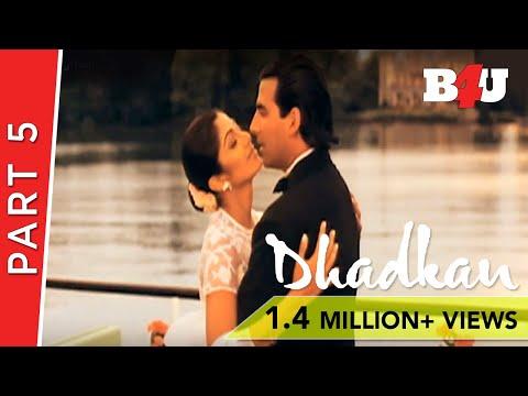 Dhadkan | Part 5 | Sunil Shetty ,Shilpa Shetty , Akshay Kumar , Mahima Chaudhry |  B4U  Mini Theatre