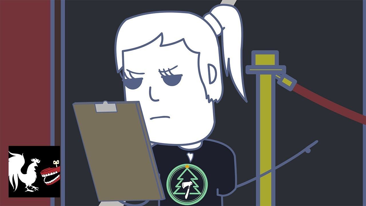 Rooster Teeth Animated Adventures - Millie So Serious image