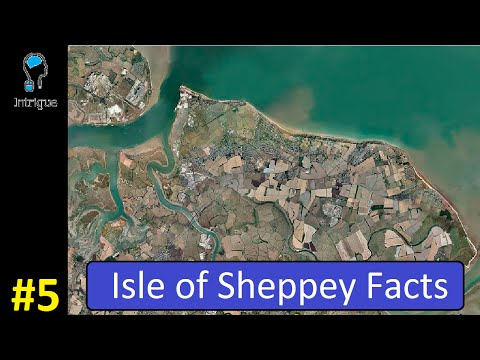 Facts about the Isle of Sheppey