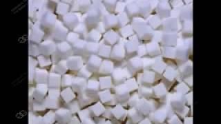 Hot Selling Cube Sugar Production Line High Quality|Cube Sugar Maker Machine