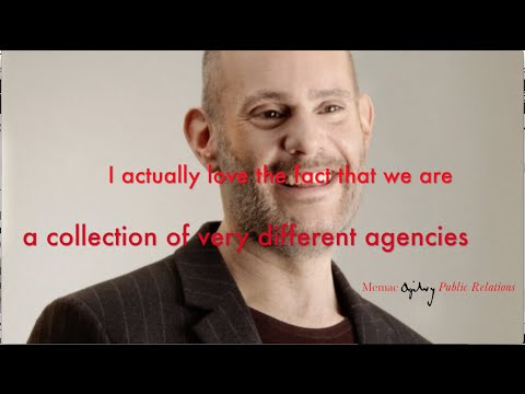 Michael Frohlich interview, Ogilvy PR CEO, EMEA