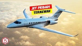 14 Jenis Pesawat Jet Pribadi Termahal Dan termewah Untuk Kalangan Miliarder
