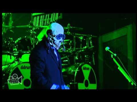 Megadeth  Dawn Patrol   in Sydney  Moshcam