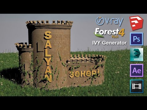 Salyan Tower Animation - Timelapse Modelling (SketchUp, Photoshop, 3Ds Max, After Effect, Vegas)