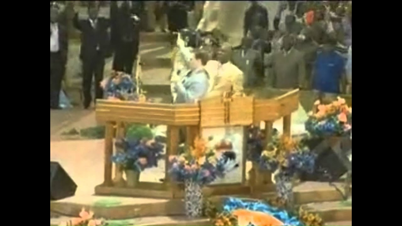 Bishop Oyedepo's ministry praised by Kenneth Copeland