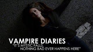 The Vampire Diaries - It