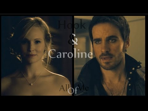►Captain Forbes // Hook & Caroline {even when you're crying you're beautiful too}