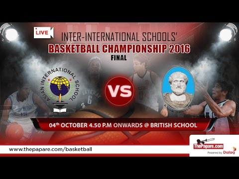 Asian International School v Lyceum International School Wattala - Finals