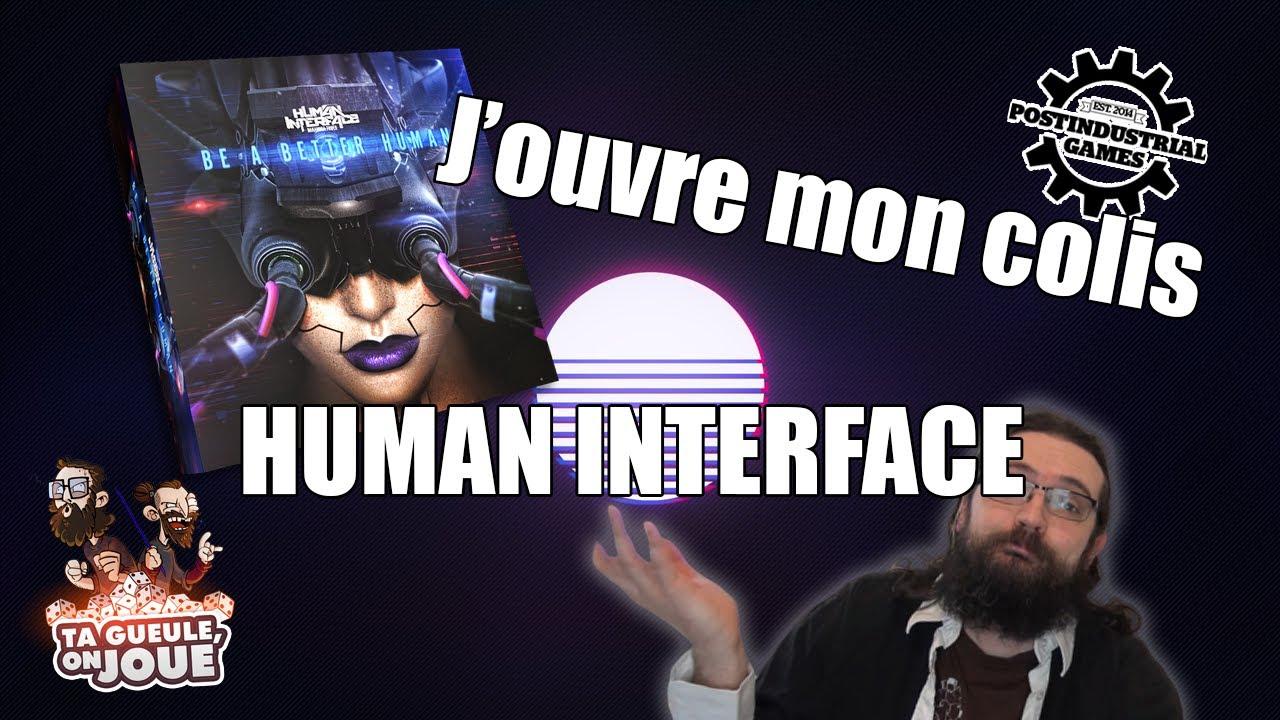 Replay Twitch - Je découvre le contenu de Human Interface (Postindustrial Games) - Bentech