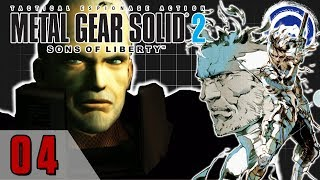 METAL GEAR SOLID 2: SONS OF LIBERTY | Metal Gear Saga Part 17: Gaseous Snake