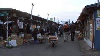 Japanese farmer's markets invaluable in disaster