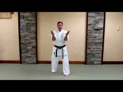 Uechi Ryu Sanchin Kata - Basic Study Guide
