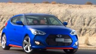 Hyundai Veloster Turbo Hyundai Veloster Turbo R Spec смотреть