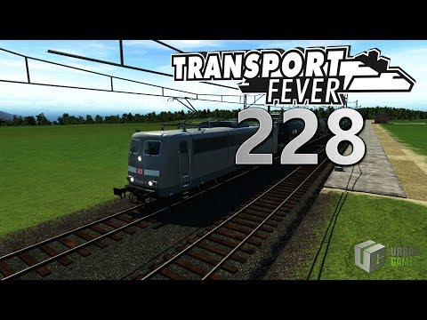 Ein Einlauf? 🚆 ► [228] ► Let's Play Transport Fever German
