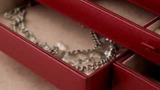 Queen's Court Collection Of Jewelry Cases & Accessories From Wolf Designs - Now At Brian Gavin