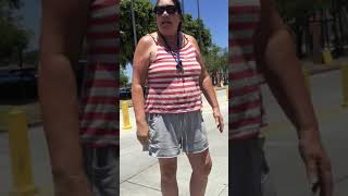 """God Fearing"" RACIST White Lady Yells At Pissed Of Latino!""You're A Mexican N***Er"""