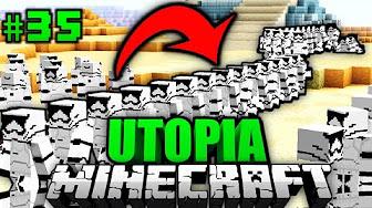 XWing Battle MINECRAFT STAR WARS MOD BATTLE Deutsch HD Aka VIDEOS - Minecraft utopia spielen