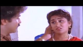 Ravichandran | Bindiya | First Day School Comedy With Children | Halli Mestru Kannada Movie