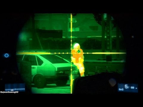 Battlefield 3 'Playthrough PART 8: Night Shift [PS3]' TRUE-HD QUALITY