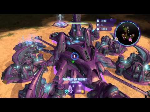 Halo Wars | BATMAN STRATEGY | 1v1 High-Level | EP3 poster