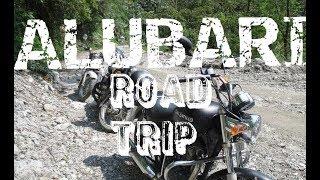 Road trip to Alubari Bridge on Royal Enfield & Hyosung Aquila | Arunachal Pradesh