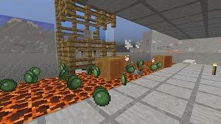 Tutorial: Very Efficient Slime Farm (18,200 slimeballs/h)