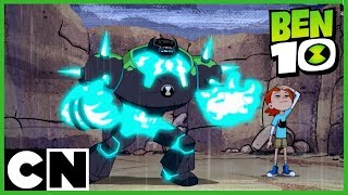 Ben 10 | New Alien Test Drive 👽 | Cartoon Network