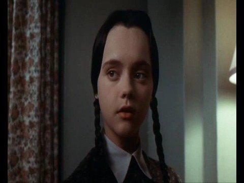 Flowing Tears-Merlin (Wednesday Addams tribute AMV)