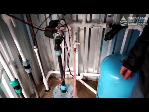 Очистка воды для фермы