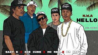 Download Mp3 Eazy E x Ice Cube x Mc Ren x Dr Dre Hello