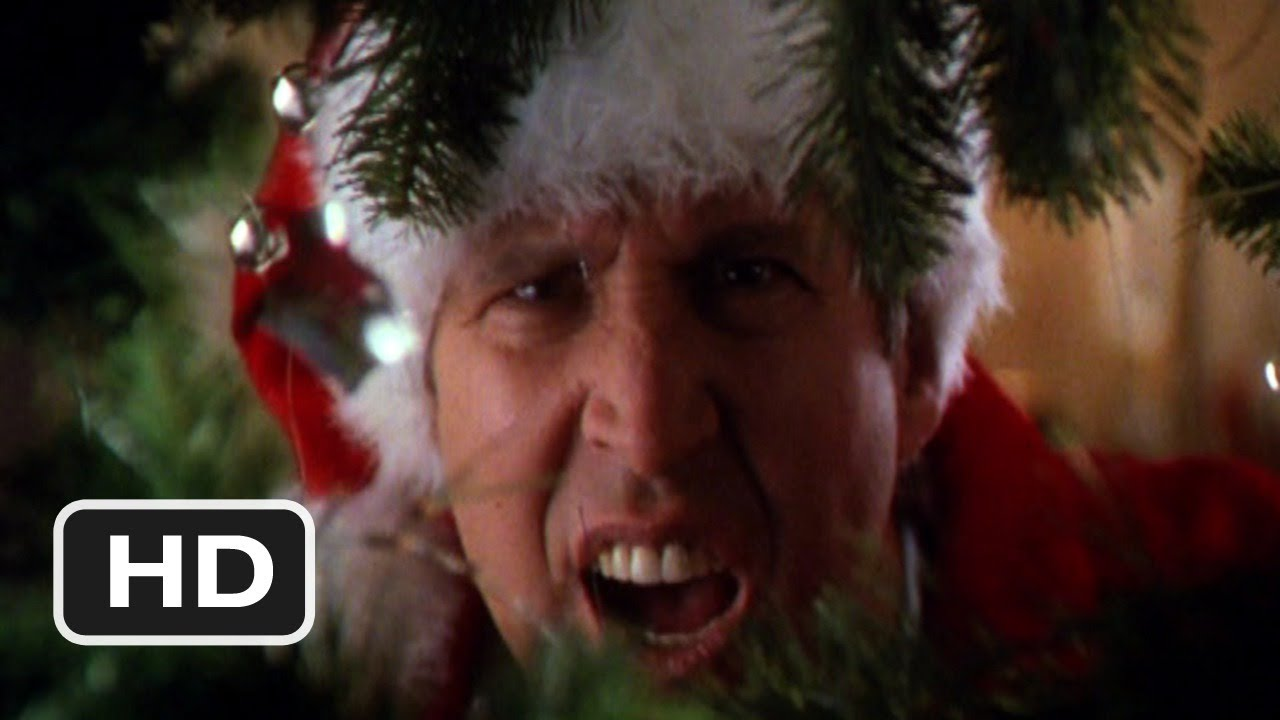 Griswold Christmas.Christmas Vacation Official Trailer 1 1989 Hd