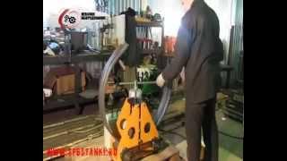 видео Профилегиб электромеханический ПГМ-4