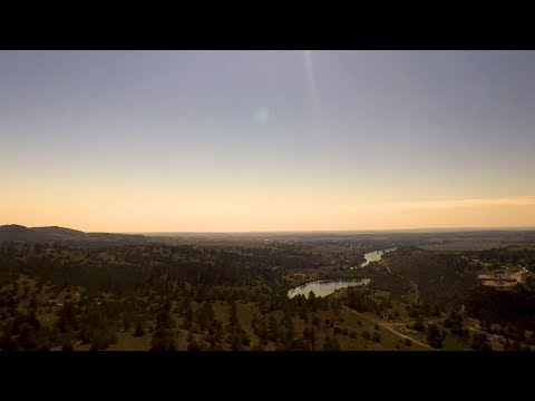 Total Solar Eclipse 2017 in Guernsey State Park, Wyoming
