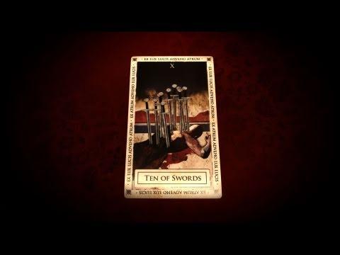 Dark Prophecy  Part 4  Ten of Swords