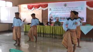 Download Video TARI SASAK LALO NGARO SMA NW ANJANI MP3 3GP MP4