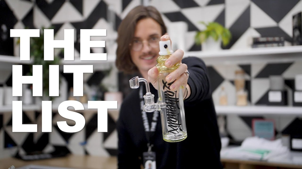 Everything You Need to Know about Dab Rigs | The Hit List
